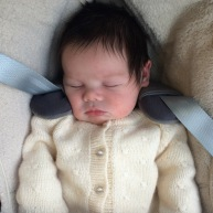 Baby Nathaniel