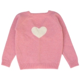 Cashmere Cardigan also available in blue & biscuit